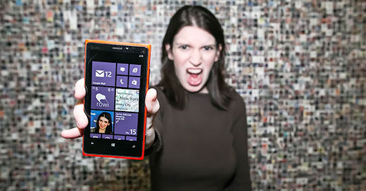 Living With Lumia Google+ Hangout: Can an iPhone User Switch?