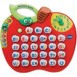 VTech Alphabet Apple, Learning System Hardware