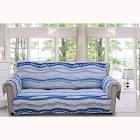Greenland Crystal Cove Blue Furniture Protector Sofa