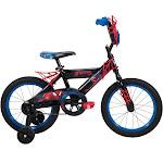 "Huffy Marvel 16"" Spider-Man Kids' Bike - Blue"