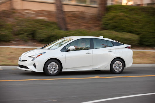 Toyota Prius Two Eco is Good Housekeeping's Best New Hybrid of 2017