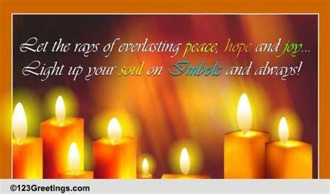 Everlasting Peace  Free Imbolc eCards, Greeting Cards