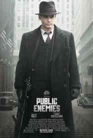 Public Enemies Debut at LA Film Festival