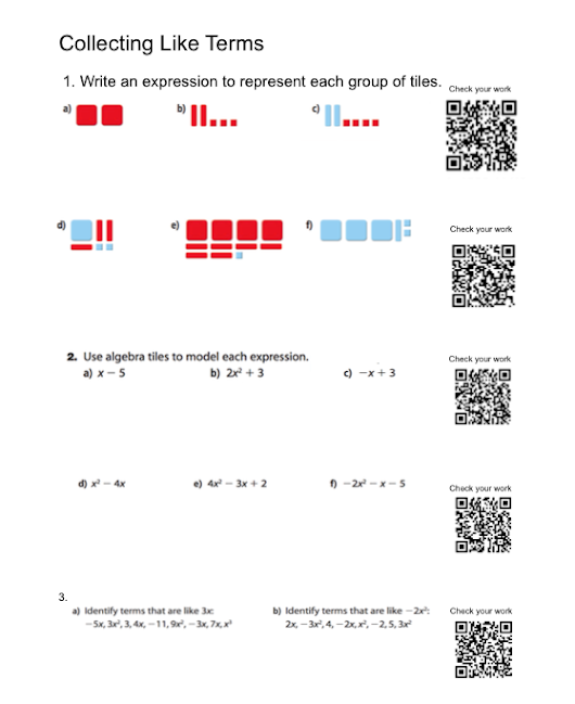 QR Code Answers: The New Back of the Book