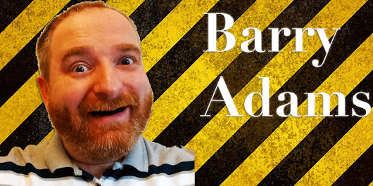 Barry Adams - The Search Community Honors You