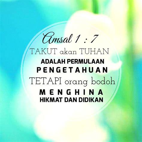 kata bijak blessing words ayat emas alkitab amsal