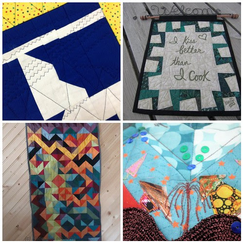 Project QUILTING - Ziggin & a Zaggin - Critiques WANTED