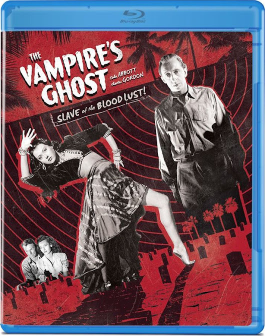 The Vampire's Ghost Review (Olive Films Blu-Ray) - Cultsploitation