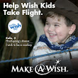 Make A Wish Foundation World Wish Day - Charlene Chronicles