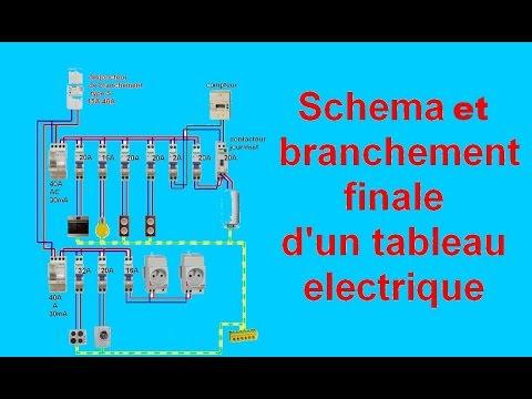 schema electrique maison schema electrique maison pdf logiciel schema electrique maison gratuit installation tableau electrique - Logiciel Schema Electrique Maison Gratuit
