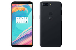 OnePlus 5T Now Official With 18:9 Aspect Ratio, Better Cameras