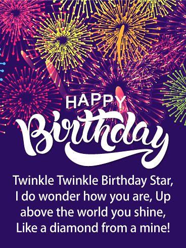 Birthday Quotes Shining Birthday Star Happy Birthday C Flickr