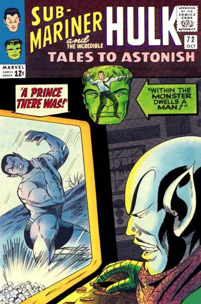 Tales to Astonish 072
