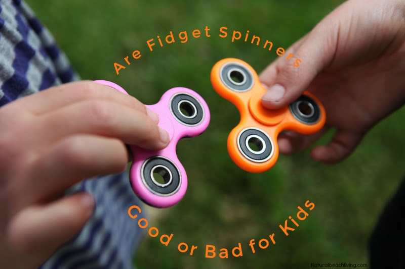 are fid spinners bad for you