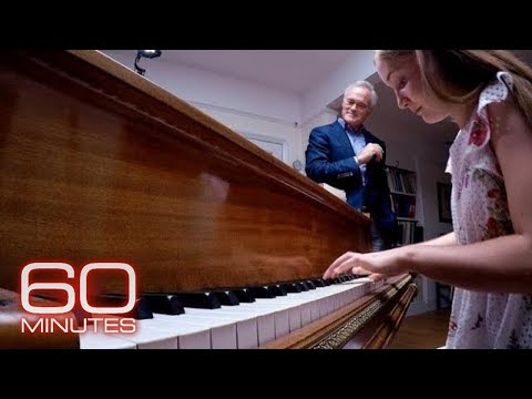 Alma Deutscher is a musical prodigy similar to Mozart
