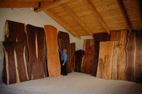 edge rustic wood slab furniture dumonds custom