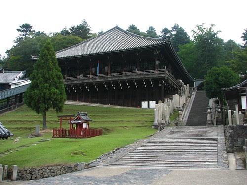 東大寺の二月堂.2