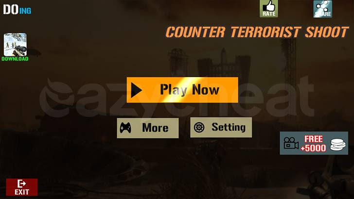Counter Terrorist Shoot v1.4