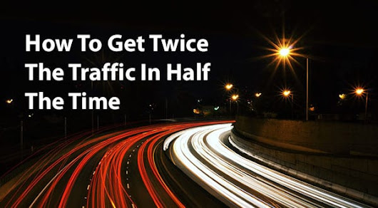 Twice the traffic in half the time? How to update old blog posts for better results fast. | Orbit Media Studios