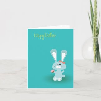 Easter Card card