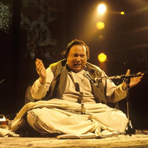 Haniya Aslam on the genius of Nusrat Fateh Ali Khan by Aparita