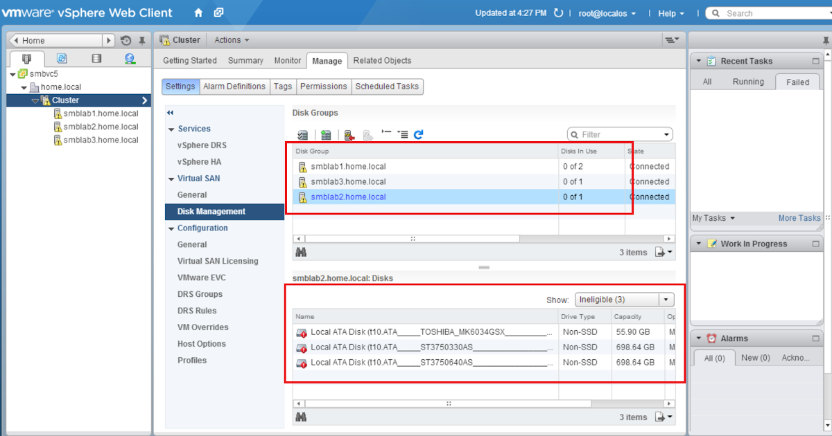 Building A Home Lab For Vmware Vsphere