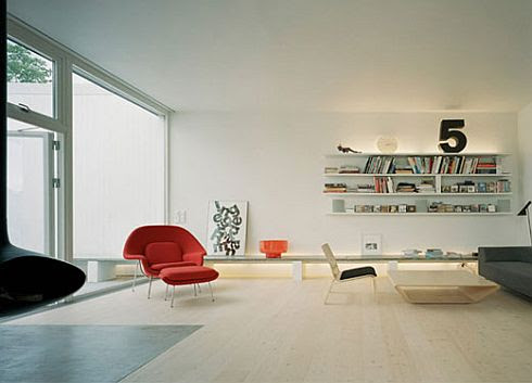 no5 house sweden 8 No.5 House: Stylish minimalist home in the heart of Sweden