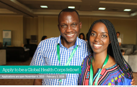 Apply to be a Fellow | Global Health Corps