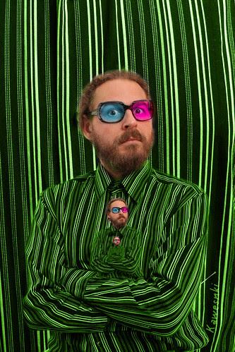Self-portrait matrix flickr !