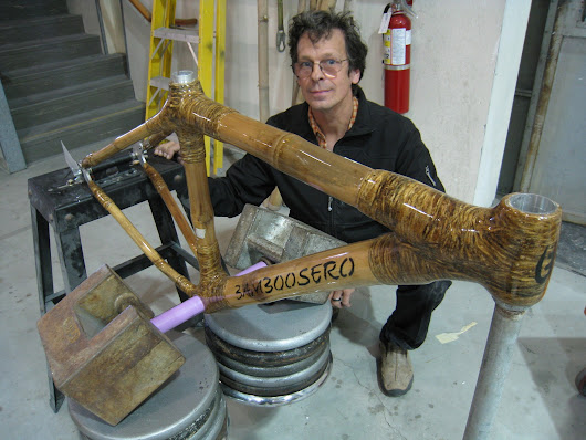 What? A bamboo bicycle? - Craftsmanship Magazine
