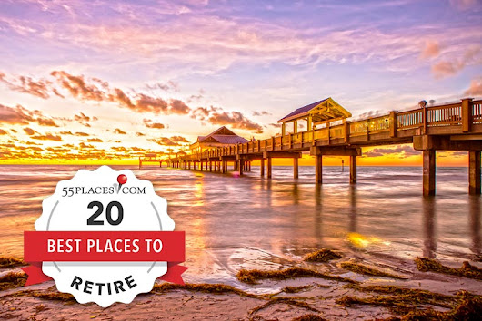 The 20 Best Places to Retire in 2018 | Blog