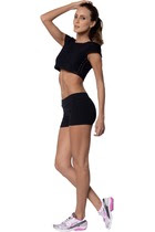 Short Fitness Cotton C4-3