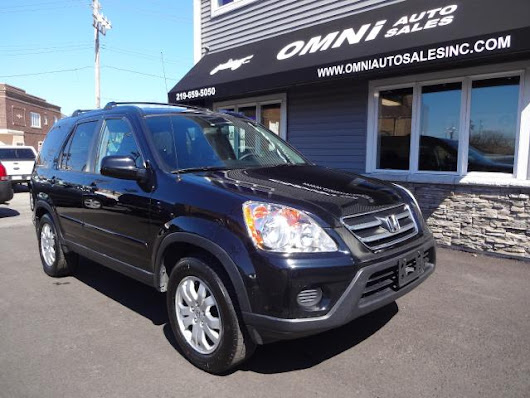 Used 2006 Honda CR-V for Sale in Whiting  IN 46394 Omni Auto Sales
