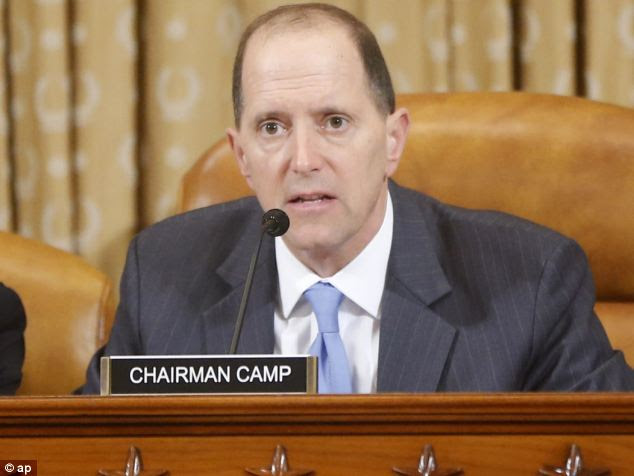 House Ways and Means Committee Chairman Rep. Dave Camp castigated the former IRS acting commissioner for presiding over a corrupt system that played political favorites