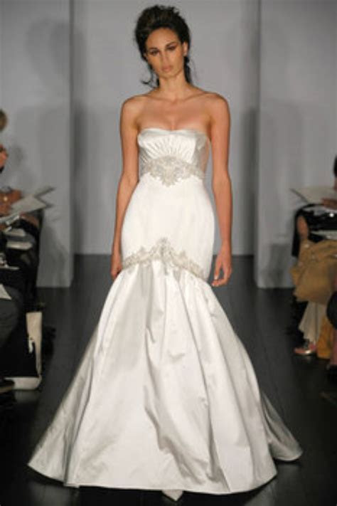 Kenneth Pool Fit & Flare   Second Hand Wedding Dresses