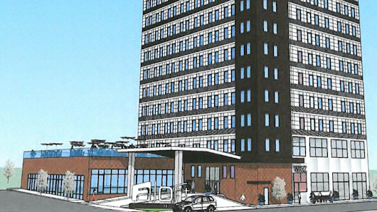 Tenoke building hotel conversion to Aloft hotel takes step forward - Memphis Business Journal