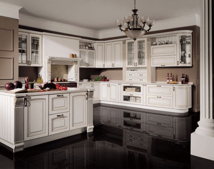 China Customized Antique White Solid Wood Kitchen Cabinet Suppliers Manufacturers Factory Beili