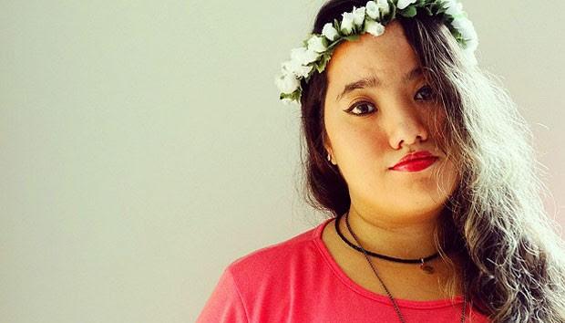 'Sou plena, feliz e existo porque minha mãe não optou pelo aborto', diz jornalista com microcefalia (Foto: Arquivo pessoal)