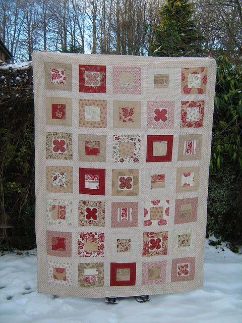 French General It's a Bloom quilt