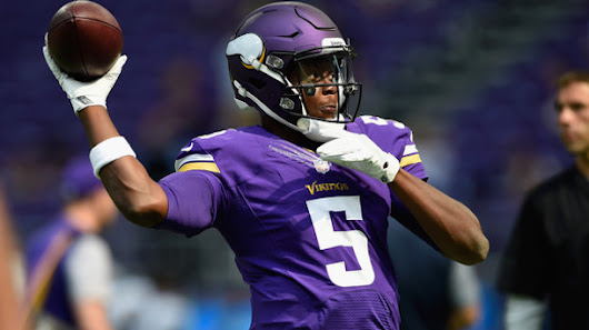 Vikings Training Staff Said To Have Saved Teddy Bridgewater's Life - bettingsports.com