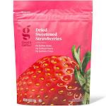 Dried Sweetened Strawberries - 4oz - Good & Gather