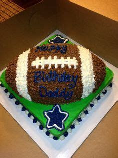 Football Jersey Cake   This is a Dallas Cowboys (Tony Romo