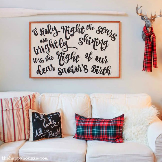 diy-christmas-son-lyrics-sign