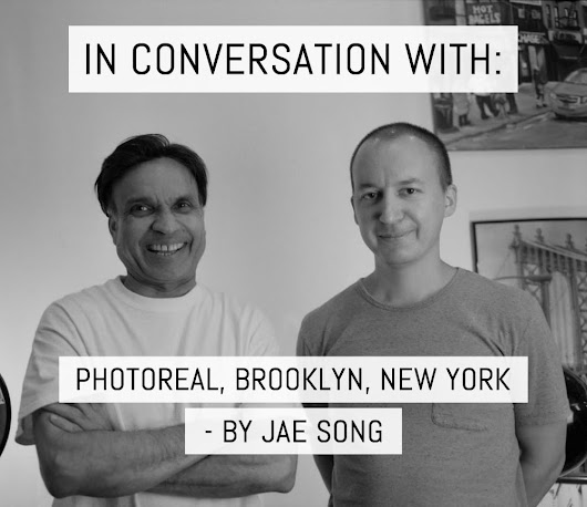 In conversation with: Photoreal, Brooklyn, New York « EMULSIVE