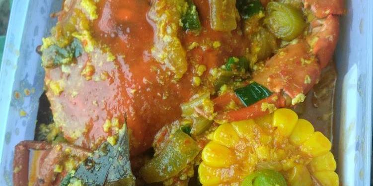 Resep Kepiting Saus Padang Oleh EL Khairunnisa