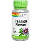 Solaray Passion Flower, Capsules - 100 ct