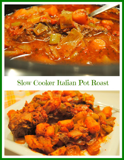 Italian Pot Roast Image