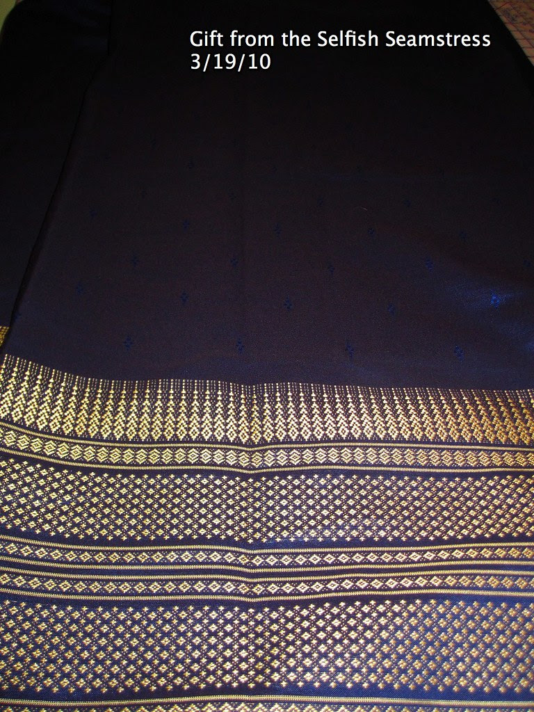 Fabric from the Phillippines