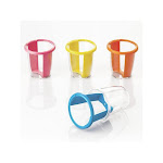Innovative Living Multi Color, Easy Access, Reusable Jelly Shot Cups, Size: One Size