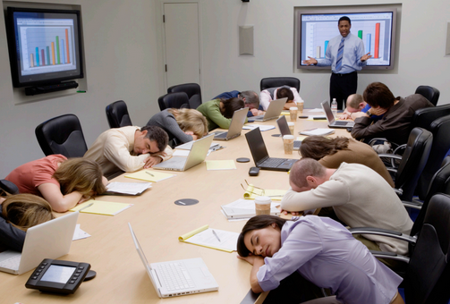 10 Biggest mistakes people make while attending a meeting | MeetingKing Blog
